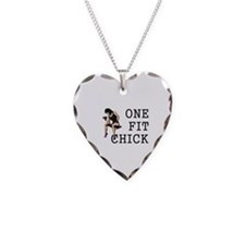 One Fit Chick Necklace