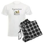 TOP Vegetarian Muscle Men's Light Pajamas