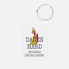 Dance Hard Keychains