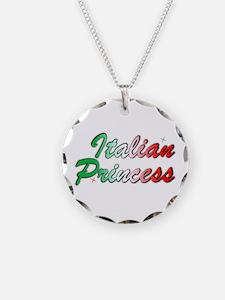 Italian Princess Necklace