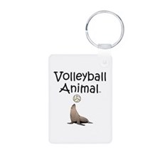 TOP Volleyball Animal Keychains