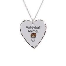 Volleyball Animal Necklace