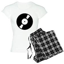 Retro Classic Vinyl Record Pajamas