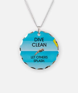 Dive Clean Necklace