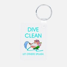 TOP Dive Clean Keychains