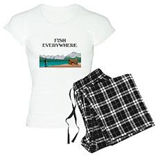 TOP Fish Everywhere Pajamas