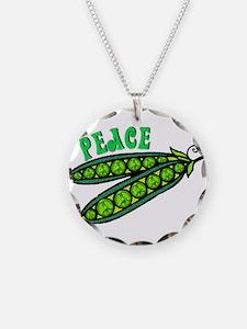 Peas (Peace) Necklace