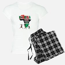 Kwanzaa (Blood, People, Land) Pajamas