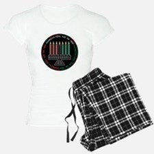 Happy Kwanzaa (Yen Iwe Na Her Pajamas