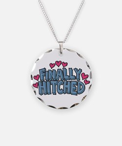 Finally Hitched Necklace