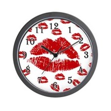 Unique Independent Wall Clock