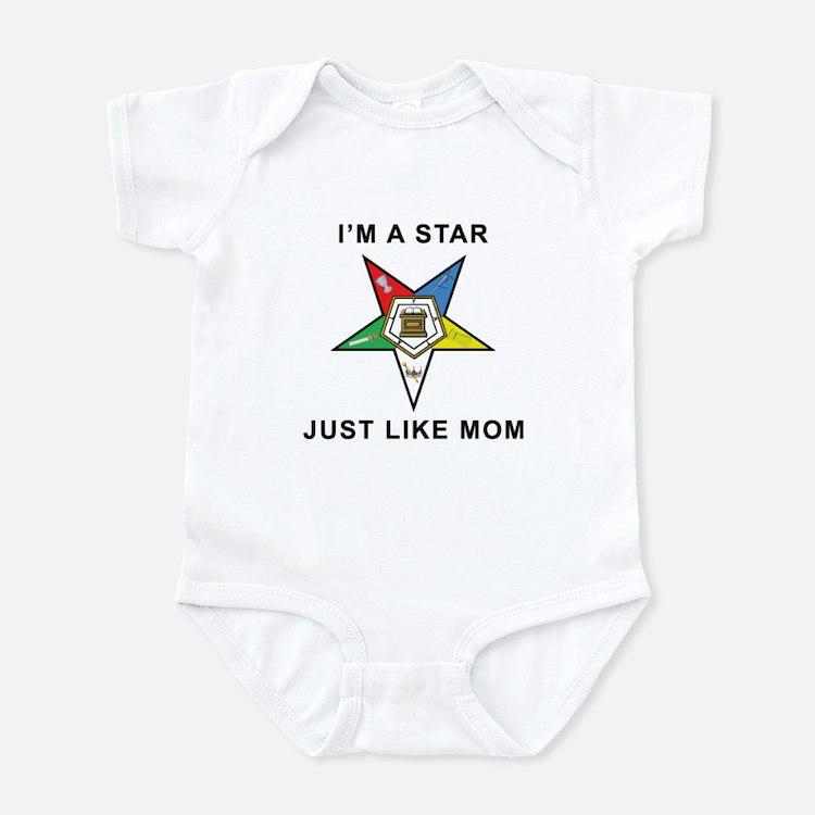 OES Just Like Mom Infant Creeper