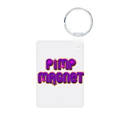 Pimp Magnet Keychains