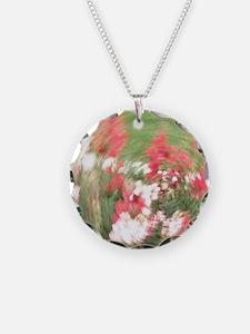 Fancy Flowers Necklace