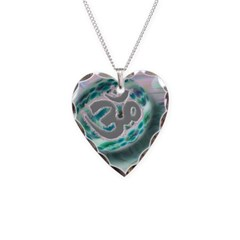 Mystic Ohm/Om Necklace