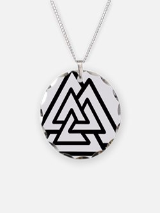 Valknut/Valknot II Necklace