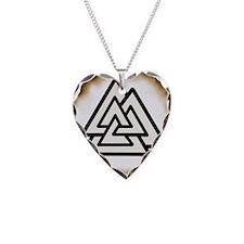 Valknot/Valknut Necklace