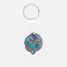Pisces Baby Keychains