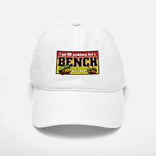 BENCH PRESS Baseball Baseball Cap