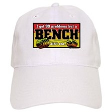 BENCH PRESS Baseball Cap
