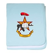 Russian Spetsnaz baby blanket