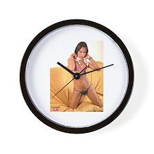 Unique Cortez Wall Clock