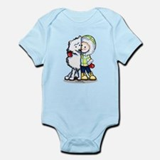 Eskimo Kisses Infant Bodysuit