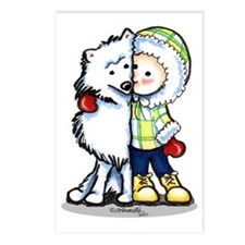 Eskimo Kisses Postcards (Package of 8)