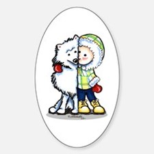 Eskimo Kisses Decal