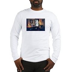 Arts & Crafts Computer Long Sleeve T-Shirt