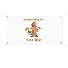 Eat Me Banner