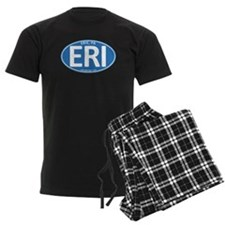 Blue Oval ERI pajamas