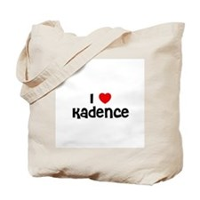 I * Kadence Tote Bag