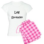 Leg Spreader Women's Light Pajamas