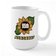 95th Birthday Mug