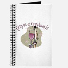 Grapes and Greyhounds Journal
