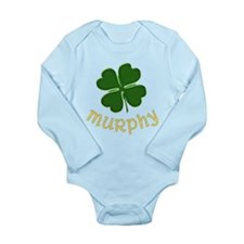 Irish Murphy Long Sleeve Infant Bodysuit
