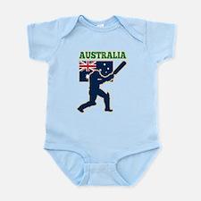 Cricket Australia Onesie