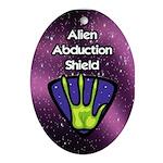 Alien Abduction Shield Amulet