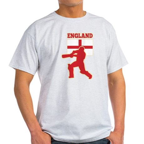 Cricket England Light T-Shirt