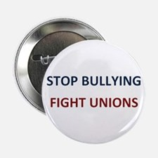 "Fight Unions 2.25"" Button"