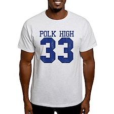 Polk High Al Bundy T-Shirt