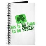This is no time to be SOBER Journal