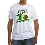 Irish Princess Fitted T-Shirt