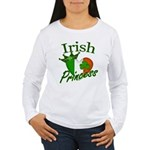 Irish Princess Women's Long Sleeve T-Shirt