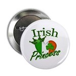 "Irish Princess 2.25"" Button (100 pack)"