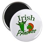 "Irish Princess 2.25"" Magnet (100 pack)"