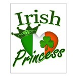 Irish Princess Small Poster