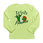 Irish Princess Long Sleeve Infant T-Shirt
