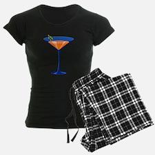 Gator Martini Pajamas